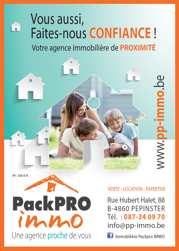 L'agence PackPro Immo